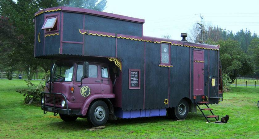 Gypsy Housetruck Tiny House Swoon
