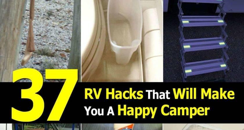 Hacks Make Happy Camper
