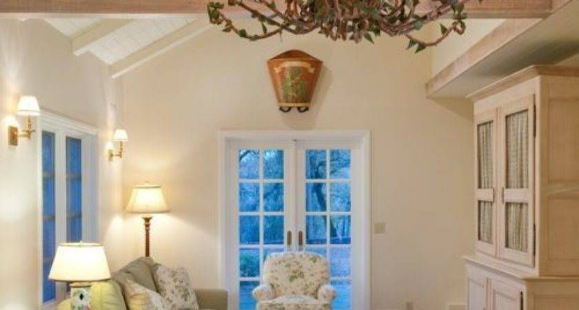 Half Vaulted Ceiling Home Design Ideas Remodel