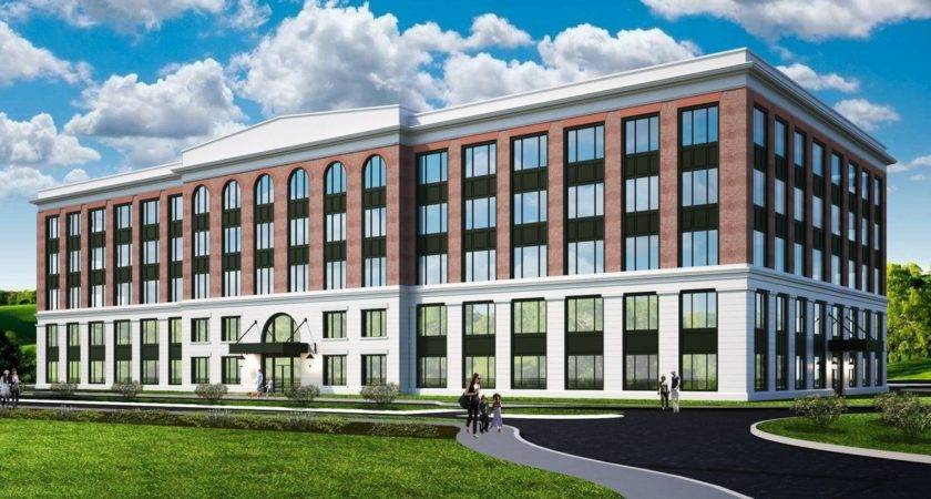 Hampton Inn Offices Planned Berry Farms Franklin