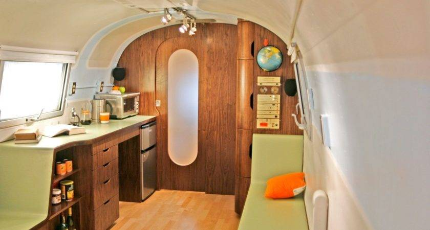 Hand Made Airstream Remodel Able Baker Custommade