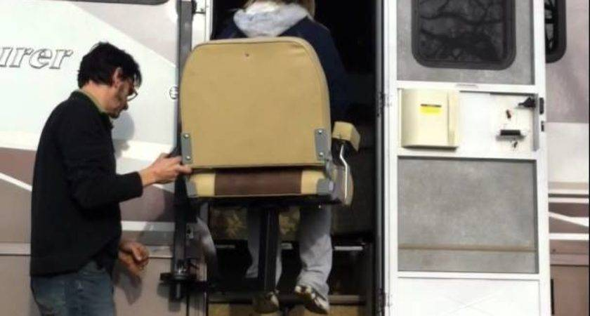 Handicap Ramp Camper Bing