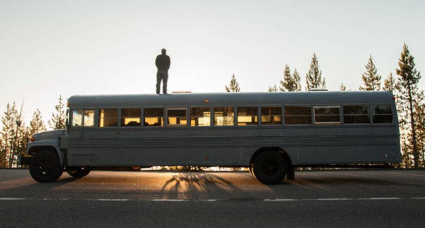 Hank Bought Bus Project Fng Magazine