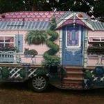 Happy Camper Painted Hometalk
