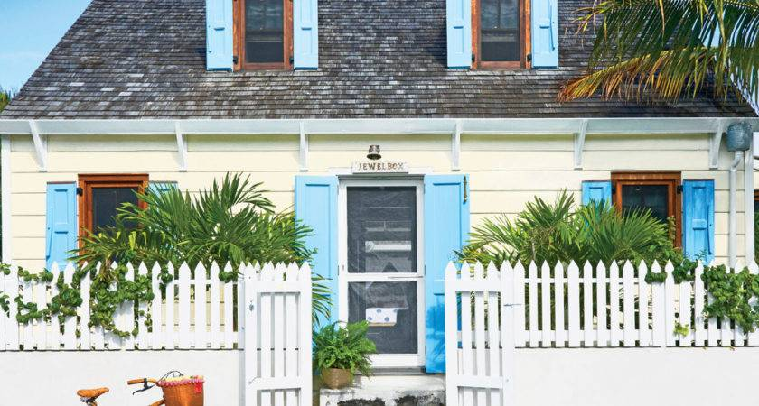 Harbour Island Bahamas Beach Cottage Sale