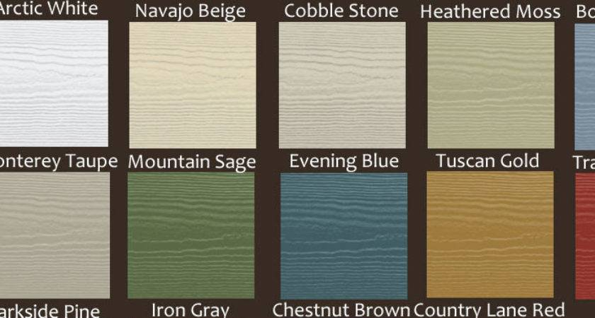 Hardie Plank Colors Colorplus Technology