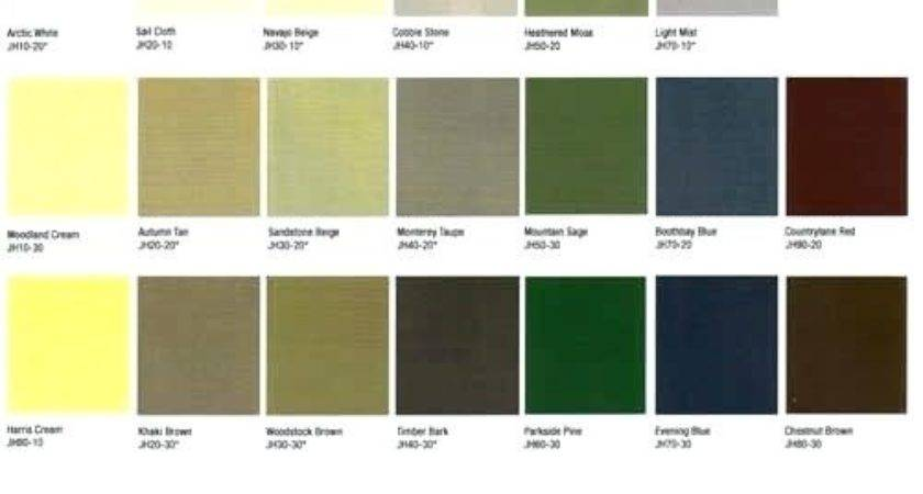 Hardie Siding Colors Canada Board