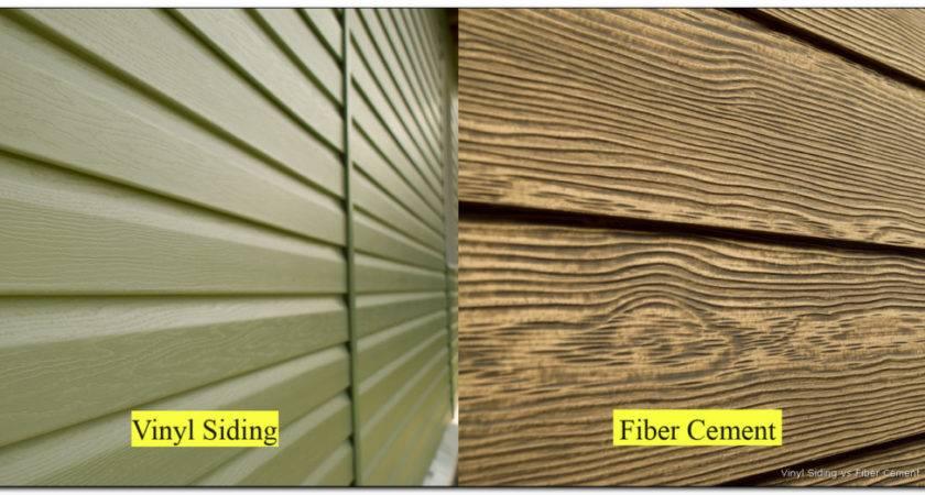 Hardieplank Fiber Cement Vinyl Siding Compare Factors