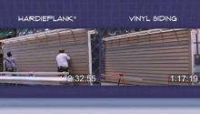 Hardieplank Vinyl Siding Risk Reward Youtube