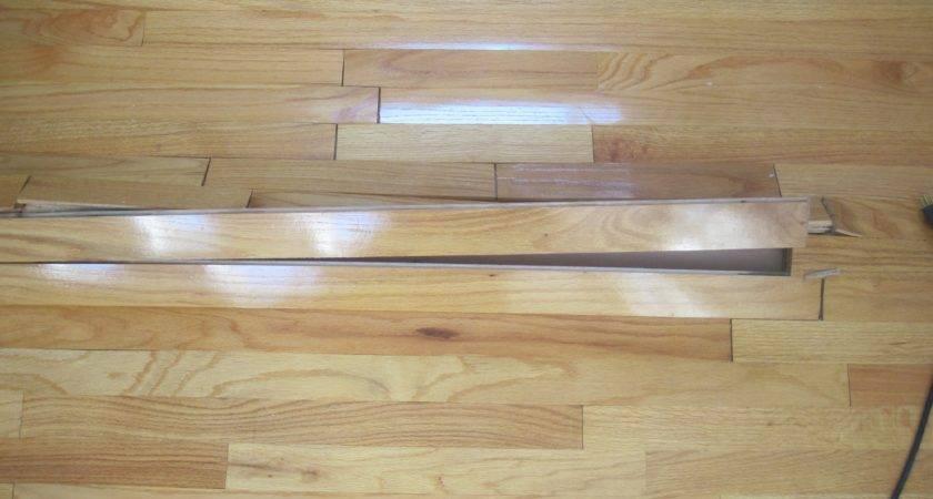 Hardwood Floor Water Damage Damaged Wood Floors