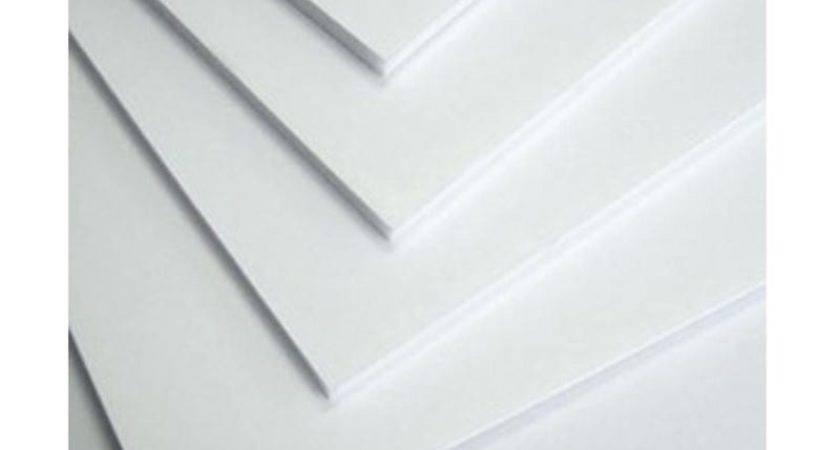 Hartboard Foam Core Board Box Sheets