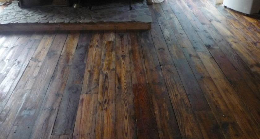 Has Anyone Put Down Oiled Wood Floors