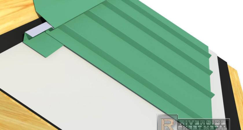 Head Wall Flashing Roofing Copper Aluminum Steel