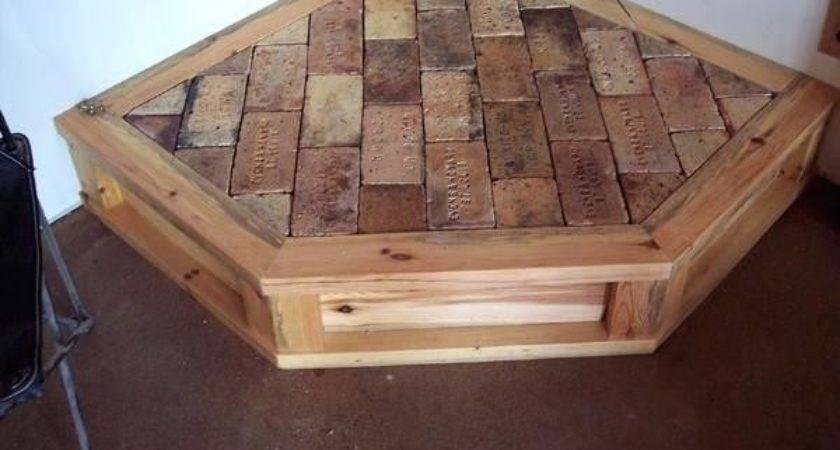 Hearth Pad Wood Stove April Piluso