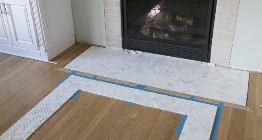 Hearth Tile Design Ideas