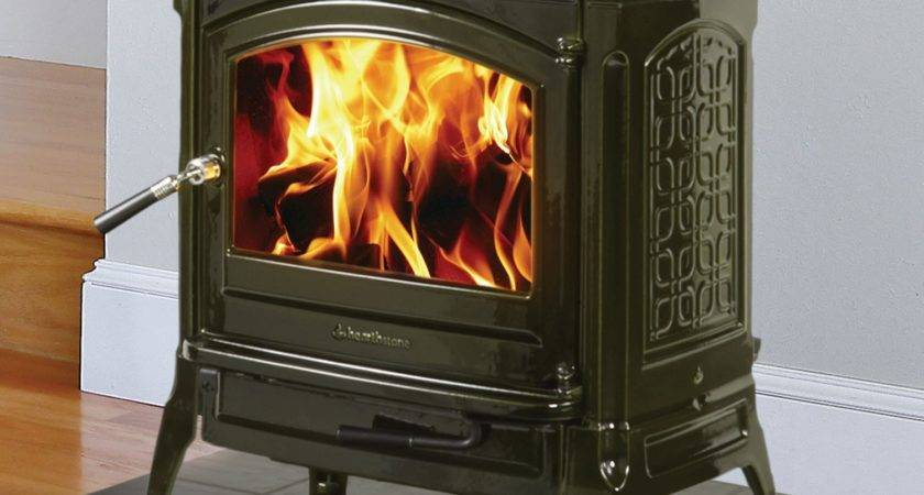 Hearthstone Craftsbury Wood Stove Monroe Fireplace