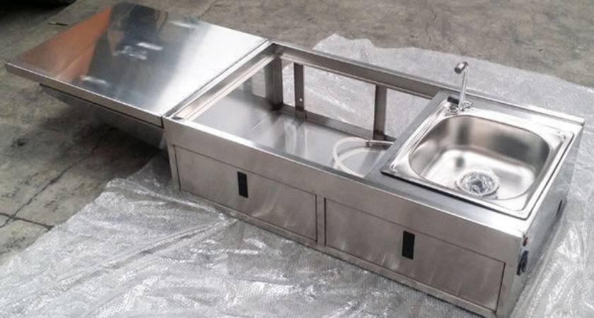 Heavy Duty Stainless Steel Kitchen Camper Trailer Tap