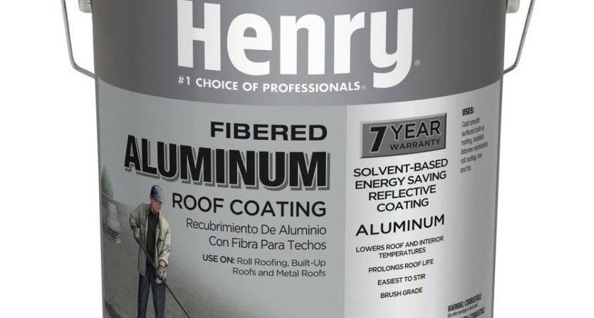 Henry Company Fibered Aluminum Gallon