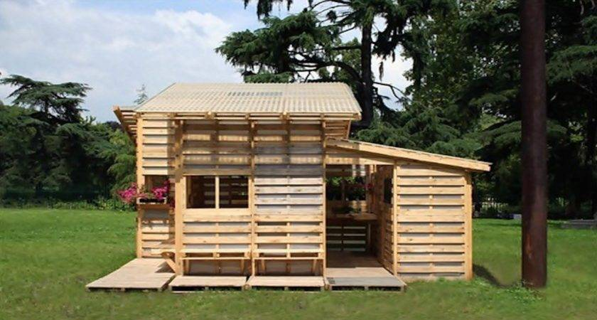 Here Things Can Wood Pallets
