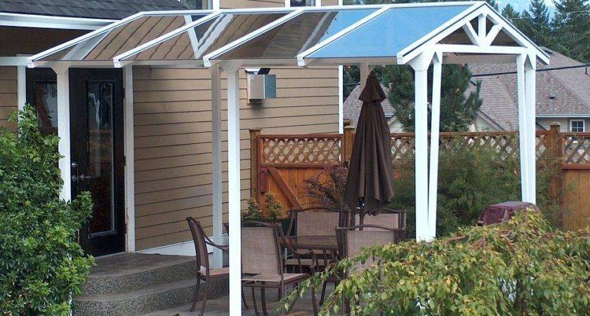High Deck Coverings Patio Cover Ideas