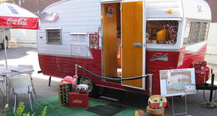 High Demand Vintage Travel Trailers Sparks