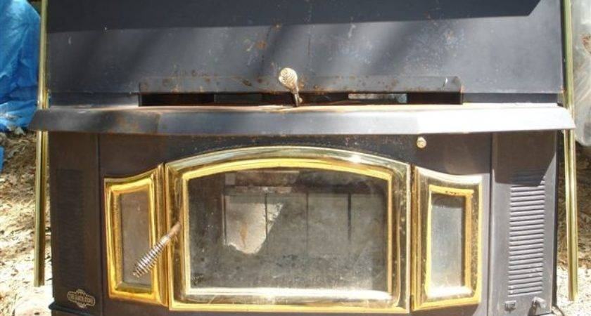 High Quality Earth Stove Fireplace Insert Used Wood