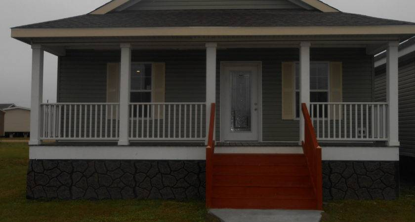 High Roof Pitch Manufactured Home Porch Design Ideas