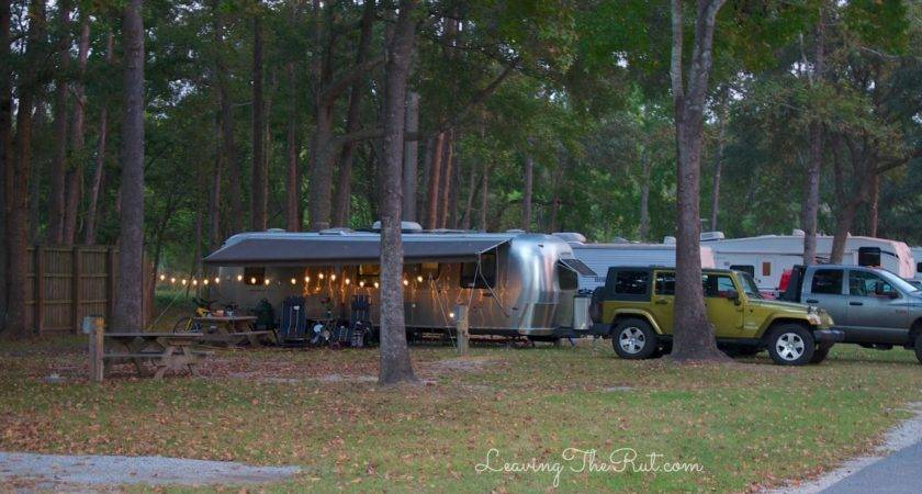 His First Home Airstream