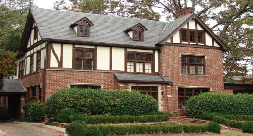 Historic Exterior Paint Colors Cottage Style Brick Homes