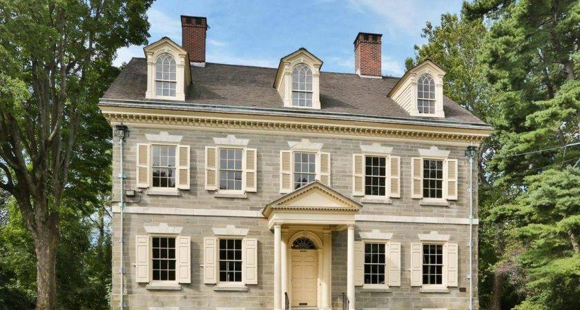Historic Homes Sale Philadelphia Curbed Philly