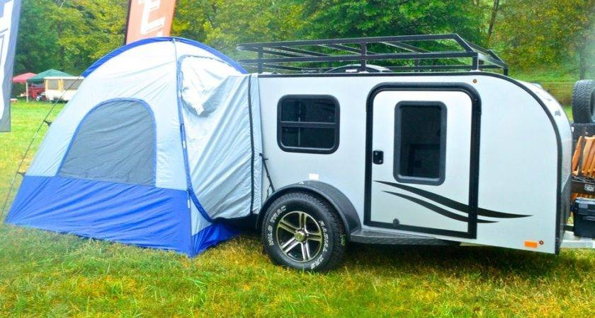 Hitchin Ride Camping Trailers Toy Haulers
