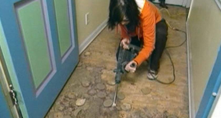 Hochwertige Baustoffe Linoleum Tiles Install