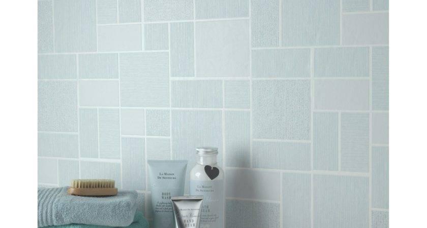Holden Cor Tile Pattern Glitter Kitchen Bathroom