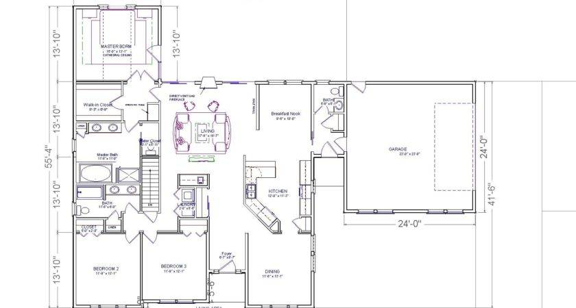 Home Addition Plans Ranch Design Style