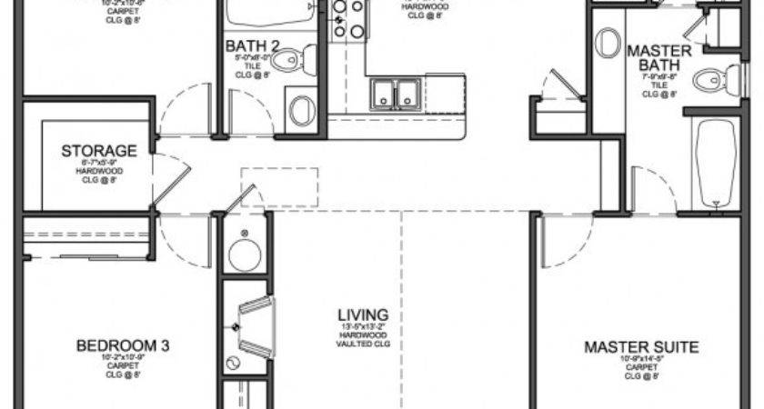 Home Additions Floor Plans Interior Design