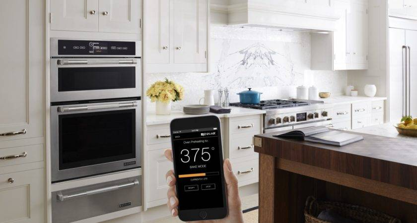 Home Appliances Your Mobile Device Great New Concept