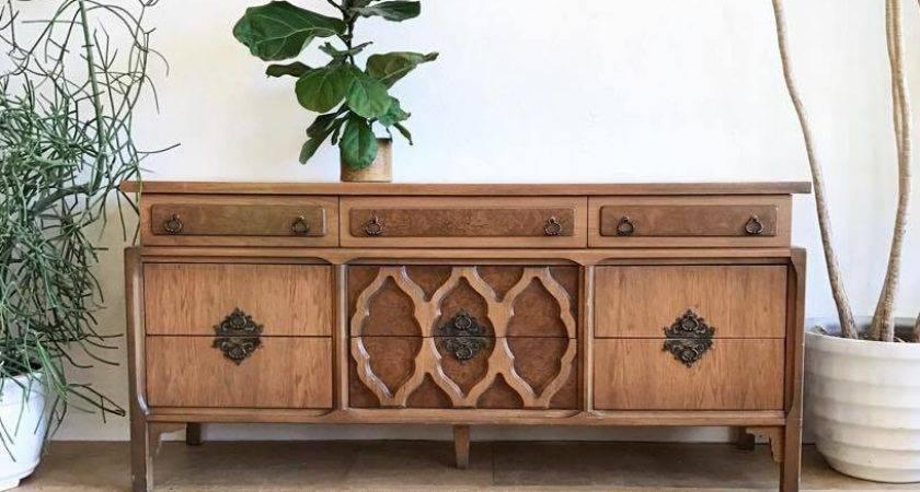 Home Closet Long Vintage Moroccan Style Dresser