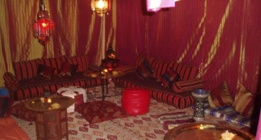 Home Decor Moroccan Party Room Interior Design