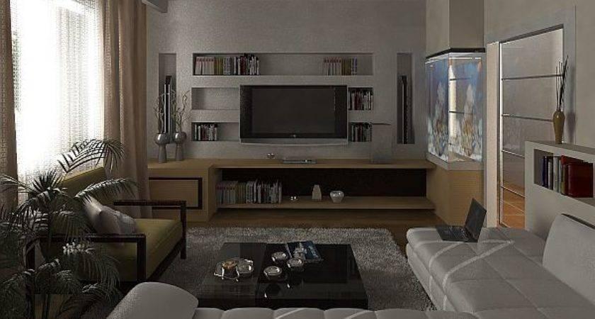 Home Decoration Design Modern Bachelor Pad Decorating