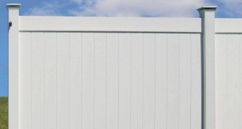 Home Depot Vinyl Fence Panels Ideas
