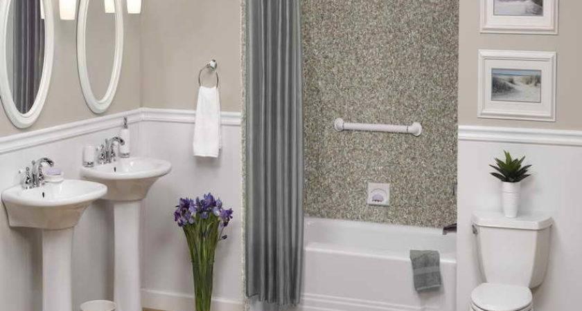 Home Design Bathroom Wall Tile Ideas
