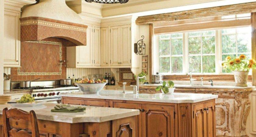 Home Design Ideas Shabby Chic Country Kitchen Cor
