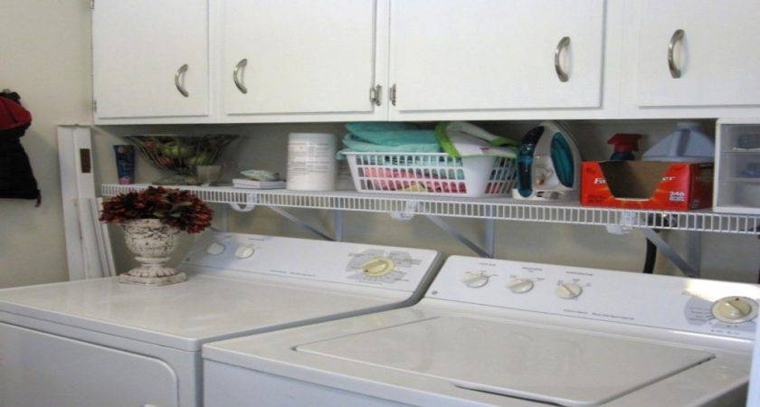 Home Element Small Laundry Room Decorating Ideas Modern