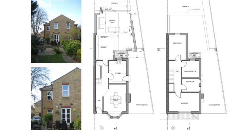Home Extension Design Plans Homes Floor