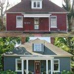 Home Exterior Makeover Before After Ideas
