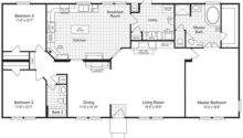 Home Floor Plans Texas Palm Harbor Homes