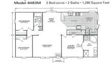 Home Ideas Triple Wide Mobile Floor Plans