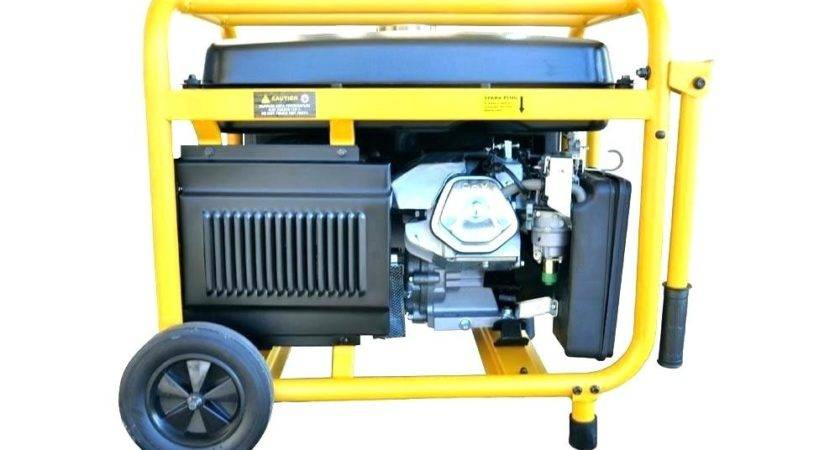 Home Improvement Champion Dual Fuel Inverter Generator