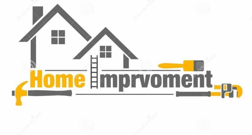 Home Improvement Icon Vector Illustration Clip