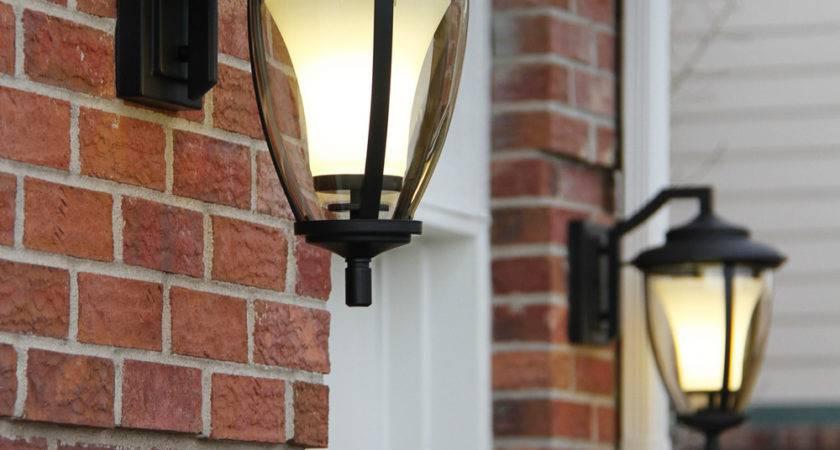 Home Improvement Replacing Outdoor Light Fixtures Don